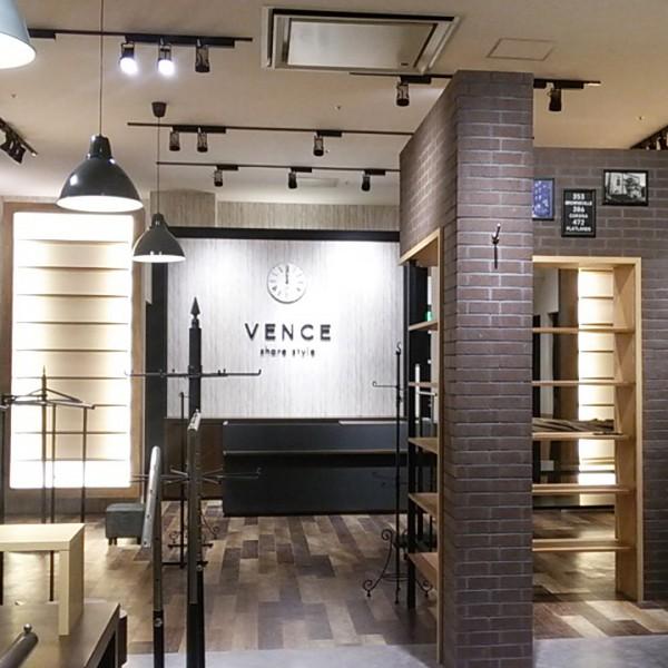 VENCE share style  イオンモール神戸北店