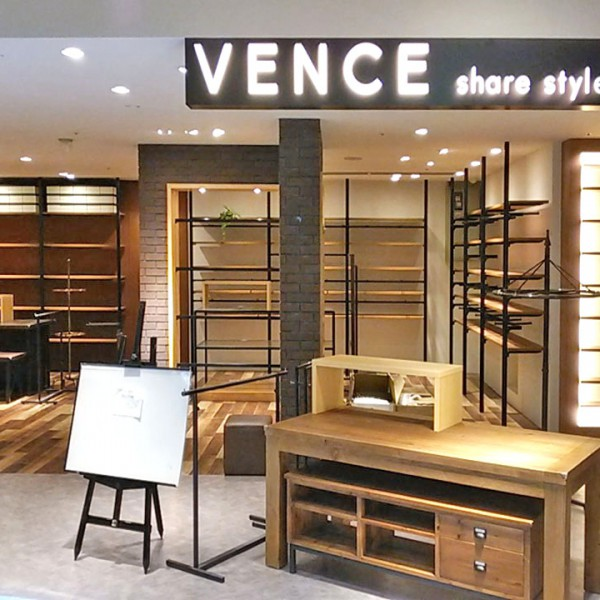 VENCE share style  横浜ビブレ店